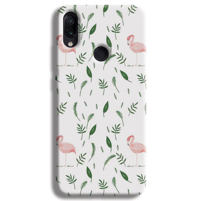 Flamingo Redmi Note 7 Case