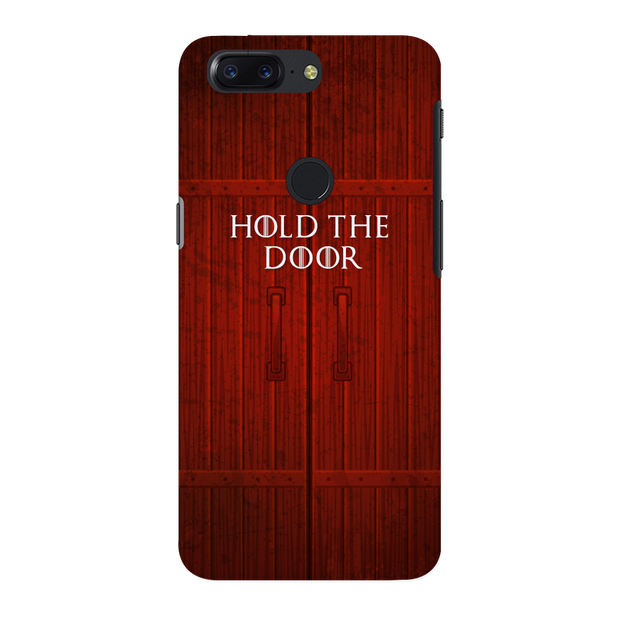 Hold The Door OnePlus 5T Case