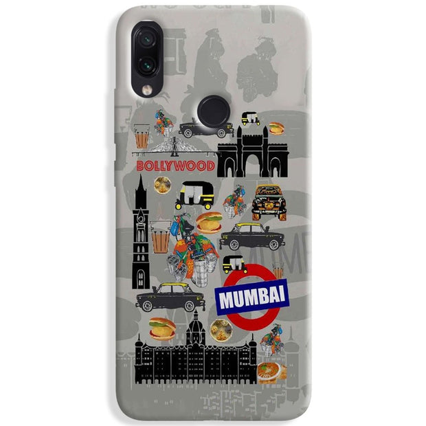 Mumbai Central Redmi Note 7 Pro Case