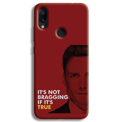 It's Not bragging if its true Redmi Note 7 Case