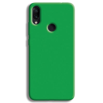 Dark Green Redmi Note 7 Case
