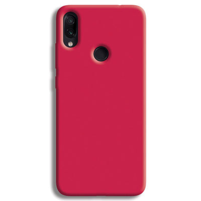 Shade of Pink Redmi Note 7 Case