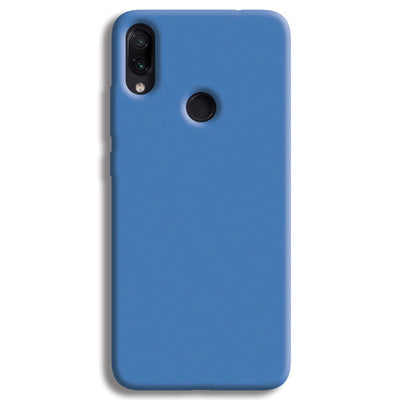Sky Blue Redmi Note 7 Case