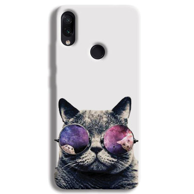 Cool Cat Redmi Note 7 Case
