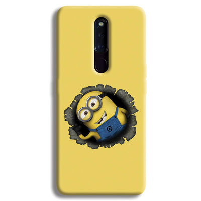 Laughing Minion OPPO F11 Pro Case