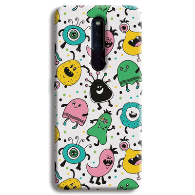 The Monsters OPPO F11 Pro Case