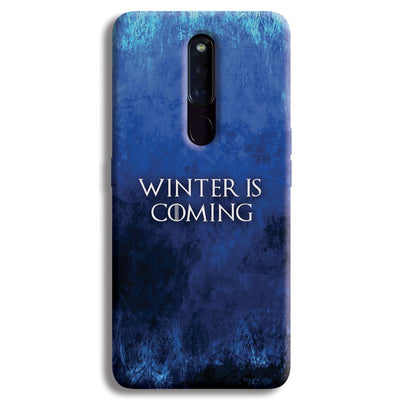 Winter is Coming OPPO F11 Pro Case