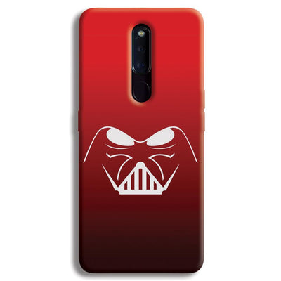 darth vader-Red OPPO F11 Pro Case