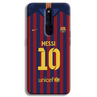 Messi (FC Barcelona) Jersey OPPO F11 Pro Case