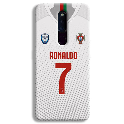 Portugal Away OPPO F11 Pro Case