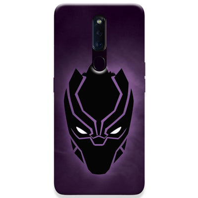 Black Panther Oppo F11 Pro Case