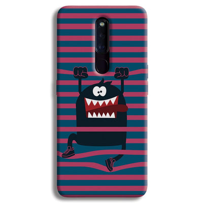 Laughing Monster OPPO F11 Pro Case