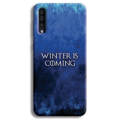 Winter is Coming Samsung Galaxy A50 Case
