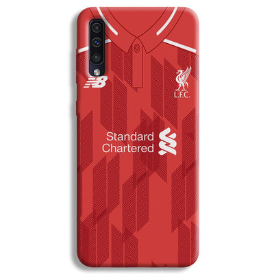 Liverpool Home Samsung Galaxy A50 Case