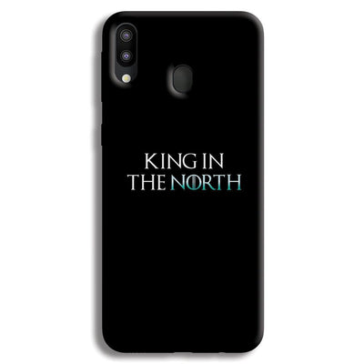 King in The NORTH Samsung Galaxy M20 Case