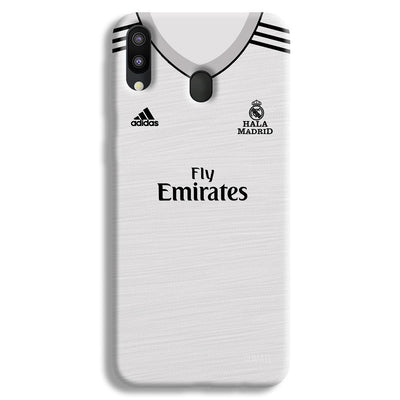 Real Madrid Home Samsung Galaxy M20 Case