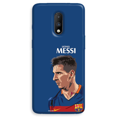 Messi Blue OnePlus 7  Case