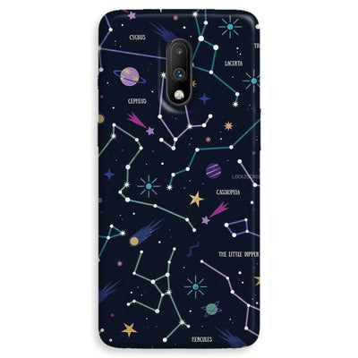 Constellation Doodle OnePlus 7  Case