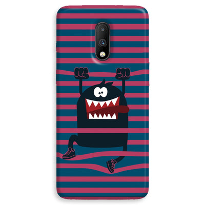 Laughing Monster OnePlus 7  Case