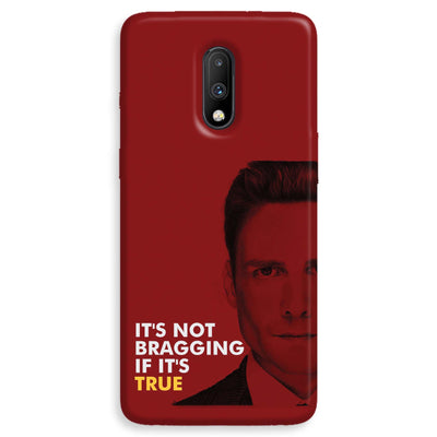 It's Not bragging if its true OnePlus 7  Case