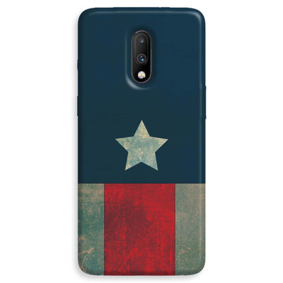 Captain America OnePlus 7  Case
