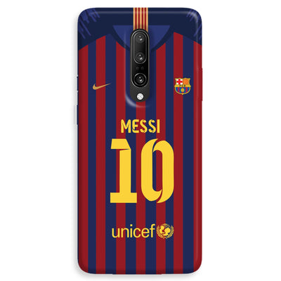 Messi (FC Barcelona) Jersey OnePlus 7 Pro Case