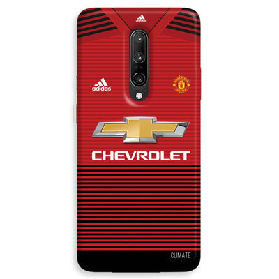 Manchester United Jersey OnePlus 7 Pro Case