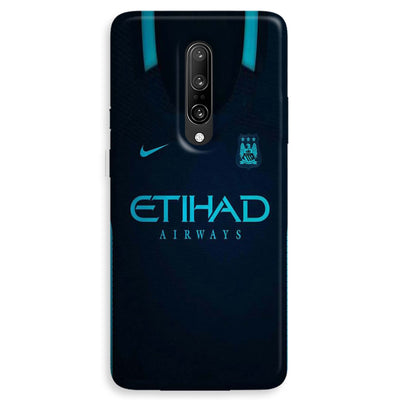 Manchester City Away Jersey OnePlus 7 Pro Case