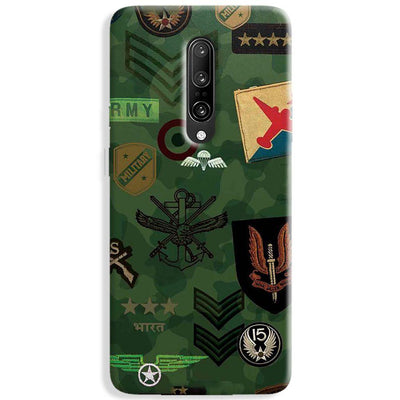 Indian Army OnePlus 7 Pro Case