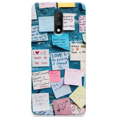 Love Note OnePlus 7 Pro Case