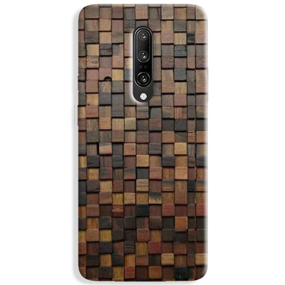 Wooden Blocks OnePlus 7 Pro Case