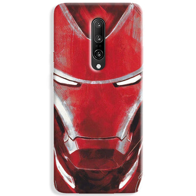 Ironman Charcoal Art OnePlus 7 Pro Case