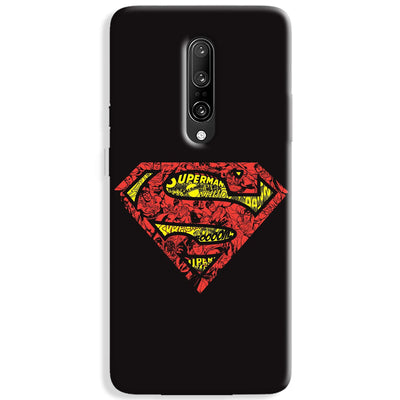 Urban Superman Logo OnePlus 7 Pro Case