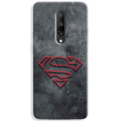 Superman Steel OnePlus 7 Pro Case
