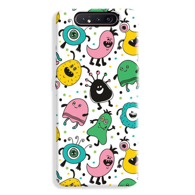 The Monsters Samsung Galaxy A80 Case
