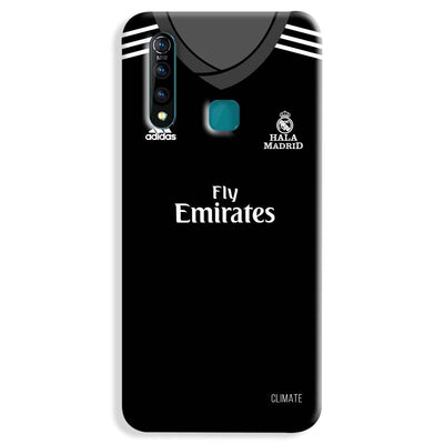 Real Madrid Away Vivo Z1 Pro Case