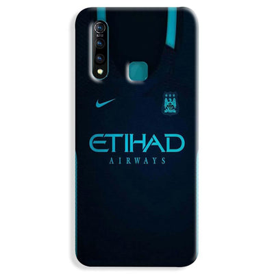 Manchester City Away Jersey Vivo Z1 Pro Case