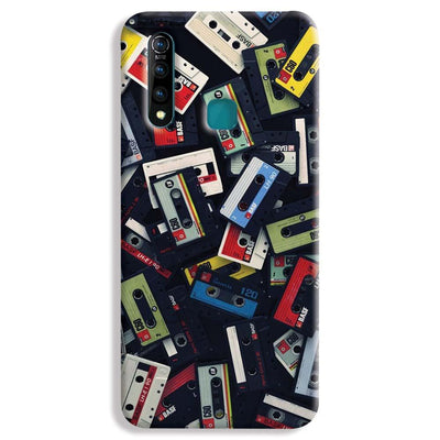 Retro Mix Tape Vivo Z1 Pro Case