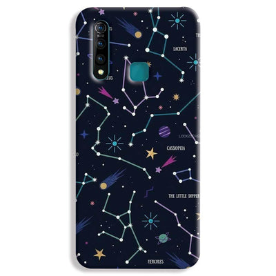 Constellation Doodle Vivo Z1 Pro Case
