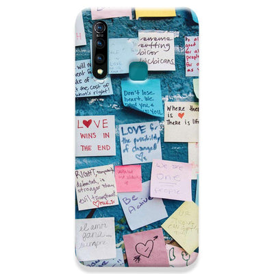 Love Note Vivo Z1 Pro Case