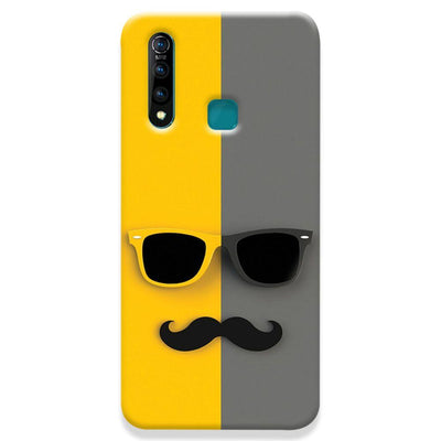 Mr. Mustache Vivo Z1 Pro Case