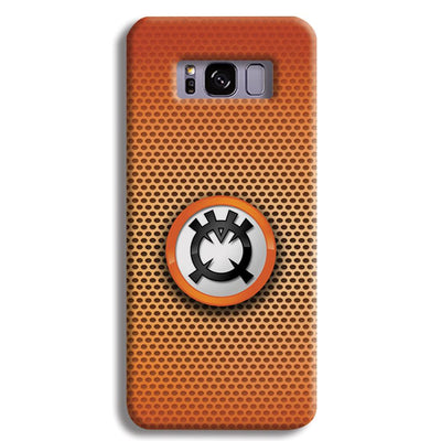 Orange Lantern Samsung S8 Plus Case