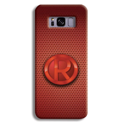 Red Arrow Samsung S8 Plus Case