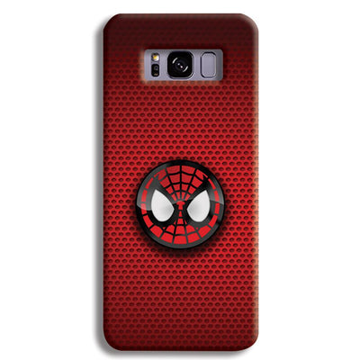 Spider Man Logo Samsung S8 Plus Case