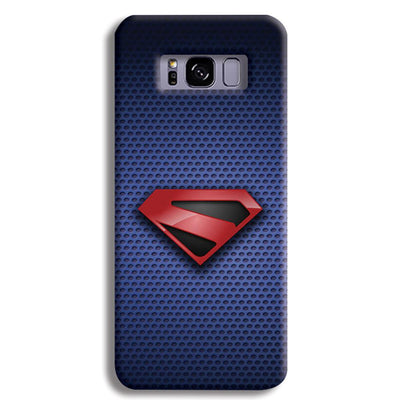 Superman Blue Samsung S8 Plus Case