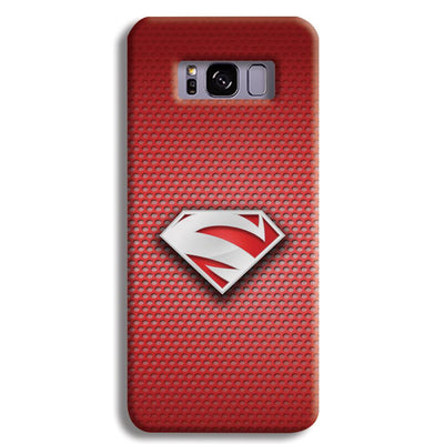 Superman Red Samsung S8 Plus Case