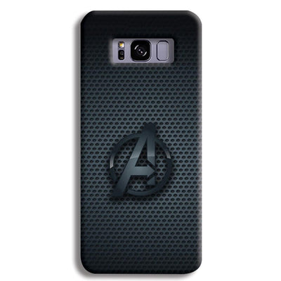Avenger Grey Samsung S8 Plus Case