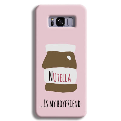 Nutella Samsung S8 Plus Case