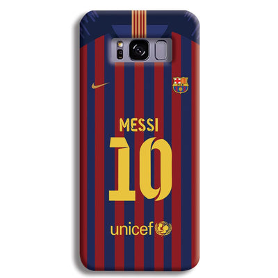 Messi (FC Barcelona) Jersey Samsung S8 Plus Case