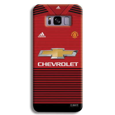 Manchester United Jersey Samsung S8 Plus Case